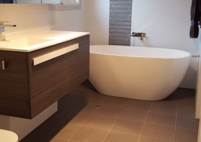 One of our bathrooms in Kingswood