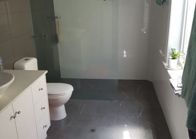 One of our bathrooms in Prospect