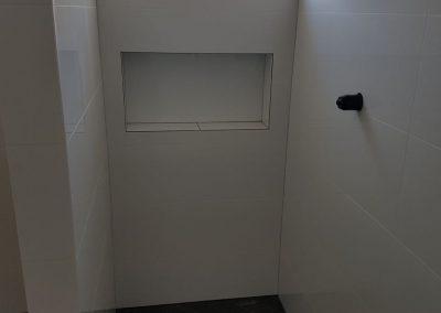 Niche in Bathroom Wall in Tennyson